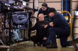 diesel technician apprentices