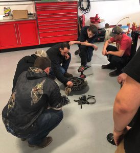 curriculum learning at American Diesel Training Centers