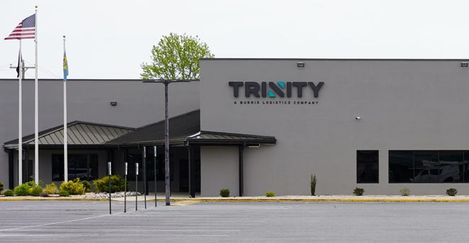 Trinity Logistics, located in Seaford, announced its earned recognition as a Top Workplace for Women by Women In Trucking for a second year.